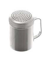 Aluminum Dredger With Handle 10 Oz