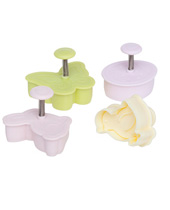 Easter Cutter Set 4 Piece 2