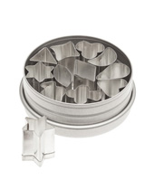 Aspic Cutter Set (Stainless Steel) .5