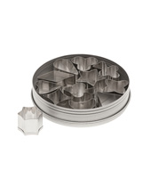 Aspic Cutter Set (Stainless Steel)