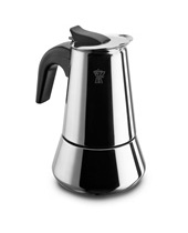 Coffee Maker Steelexpress S\S  4 Cups